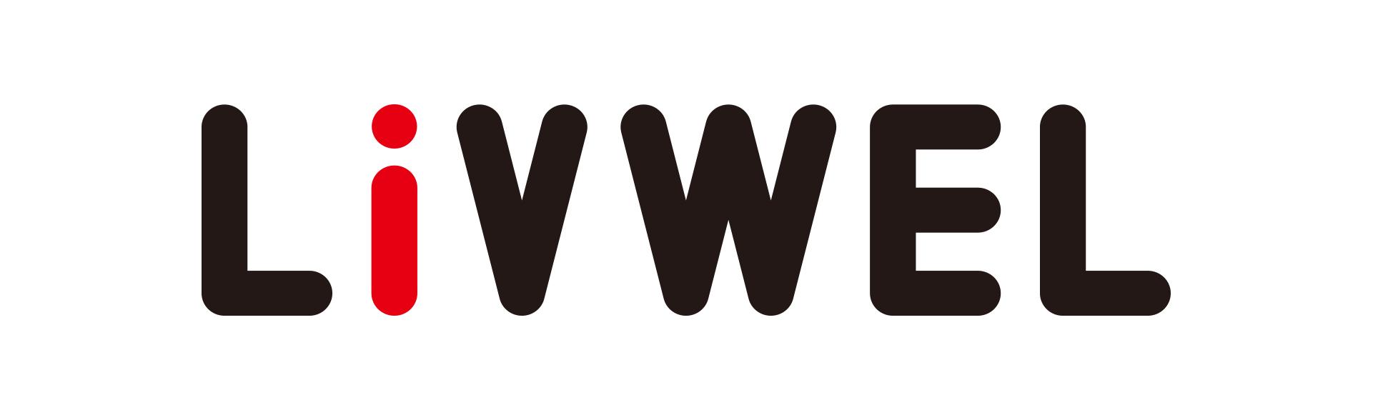 LiVWEL株式会社ロゴ