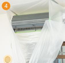 エアコン分解洗浄4